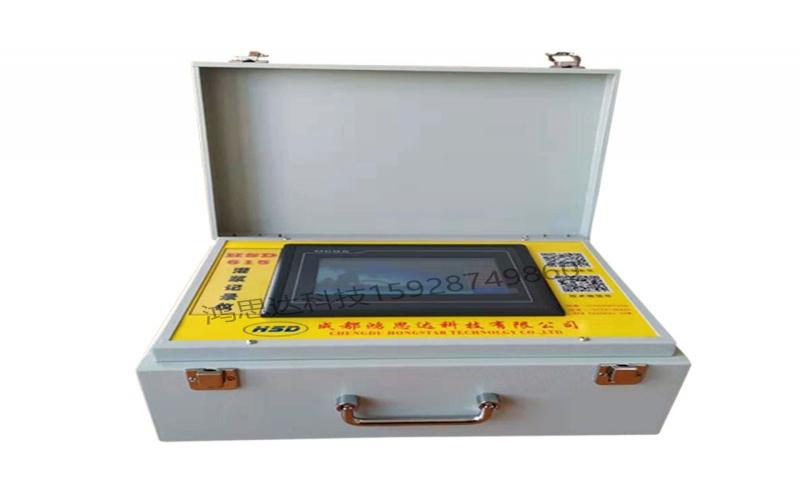 HSD615增强型触摸灌浆记录仪